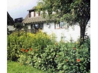Garten, Ferienwohnung Ahornblick in Braunlage
