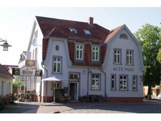 Fewo im 1.OG der Alten Post, Ferienwohnung Alte Post in Gingst