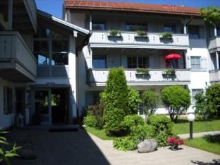 Eingang, Wohnung 1.OG, rechts, Ferienwohnung am Auerbach in Oberaudorf