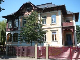 Hausansicht, Ferienwohnung Becker in Radebeul bei Dresden in Radebeul