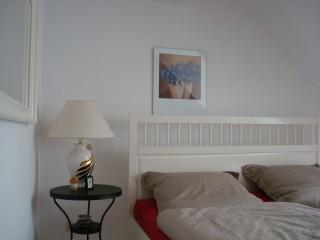Schlafzimmer, Ferienwohnung Beilstein in Nastätten