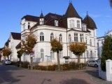 Ferienwohnung Berger - Haus Schloss Hohenzollern - Ferienwohnung Ahlbeck mit Meerblick in Heringsdorf