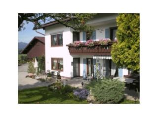 Hausansicht, Ferienwohnung bei Schloss Neuschwanstein in Hopferau