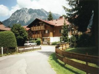 Hausansicht, Ferienwohnung Engels in Oberstdorf