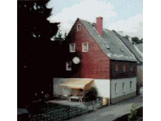 Hausansicht, Ferienwohnung Fam. Otto in Kurort Oberwiesenthal