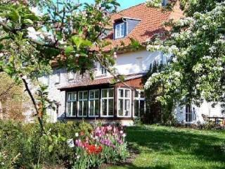 Frühling in der Geistmühle, Ferienwohnung Geistmühle in Halberstadt