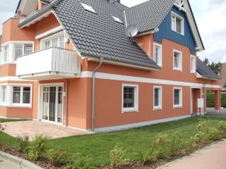 Aussenansicht FW Gröschel, Ferienwohnung Gröschel in Zingst, Ostseebad