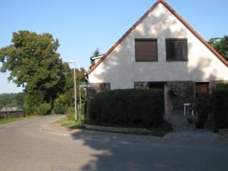 Hausansicht, Ferienwohnung Grunwald in Müncheberg OT Dahmsdorf