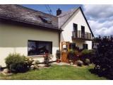 Ferienwohnung Haus Burgblick - mit direktem Blick auf die Burgruine in Ulmen