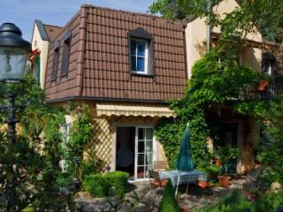 Hausansicht, Ferienwohnung Haus Ditfurth in Staufen im Breisgau
