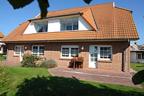 Das Ferienhaus mit den beiden Ferienwohnungen