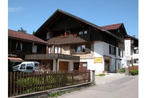 Hausansicht Ferienwohnung Heinrich Mayr