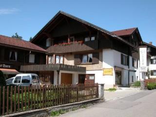 Hausansicht Ferienwohnung Heinrich Mayr, Ferienwohnung Heinrich Mayr in Oberstaufen