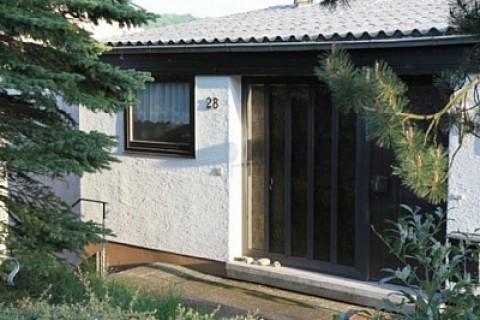 Hauseingang Frühlingstrasse 28