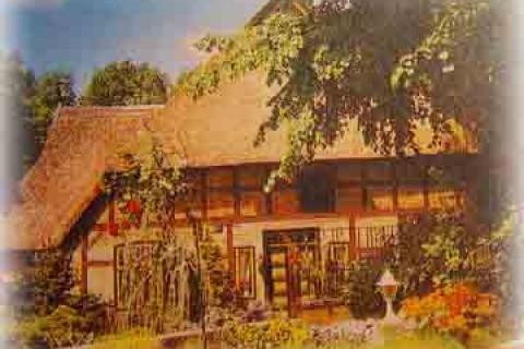 Historisches Landhaus von 1759