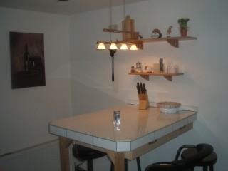 Küche, Ferienwohnung in Fischland-Darß-Zingst in Marlow an der Ostsee