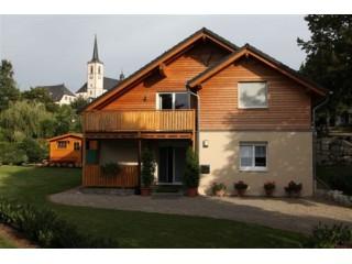 Hausansicht, Ferienwohnung ****  in Osann-Monzel (Mosel) in Osann-Monzel