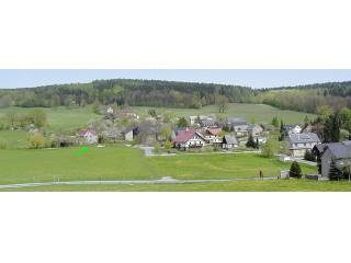 Ferienort Irgersdorf -- Pfeil = FEWO  , Ferienwohnung in den Bergen in Wilthen