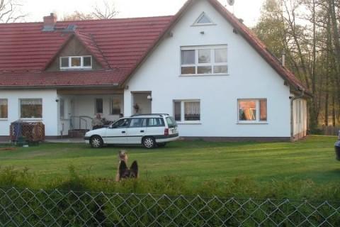 Das Haus mit Gästewohnung