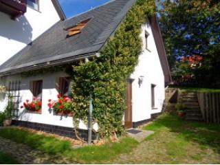 Hausansicht, Ferienwohnung in Rathmannsdorf in Rathmannsdorf bei Pirna