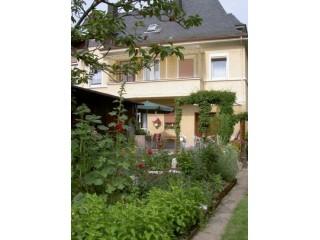 Hausansicht & Garten, Fewo Loosen in Traben-Trarbach