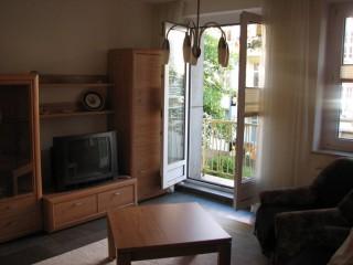Wohnzimmer, Ferienwohnung Köhler in Pirna