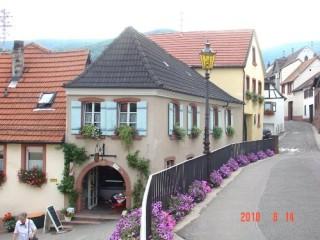 Hausansicht Ferienwohnung Kohl, Ferienwohnung Kohl in Sankt Martin, Pfalz
