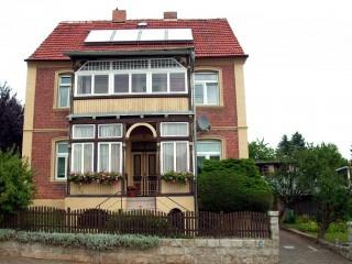 Hausansicht, Thomas Kroschwitz in Bad Suderode