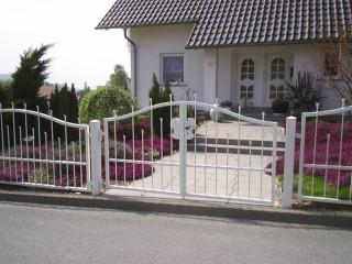 Hauseingang, Ferienwohnung Löbau Oberlausitz bei Görlitz in Löbau OT Kittlitz