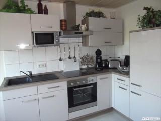 Einbauküche, Ferienwohnung