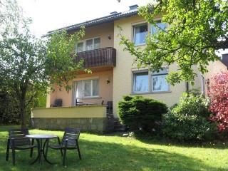 Hausansicht, Gästewohng & Ferienwohnung Christine in Naila-Marlesreuth