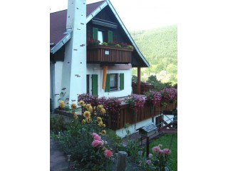 Hausansicht Ferienwohnung Maier, Ferienwohnung Maier in Bad Wildbad im Schwarzwald