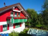Ferienwohnung Messner in Achberg - 3-Zimmer-Ferienwohnung bei Lindau Bodensee in Achberg bei Lindau, Bodensee