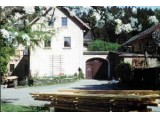 Ferienwohnung mit Sauna - Ferienwohnung in einem ehemaligen Bauernhof in Görkwitz