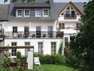 Ferienwohnungen mit Moselblick, Ferienwohnung Moselblick in Minheim, Mosel