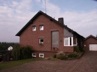 Aussenansicht, Ferienwohnung Niedermeier in Schleiden, Eifel