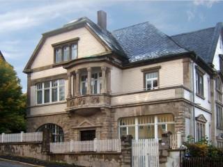 Hausansicht, Ferienwohnung Pfeiffer in Eisenach, Thüringen
