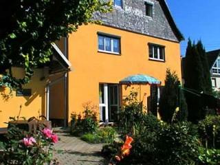 Unser Haus, Ferienwohnung Sieber in Saupsdorf