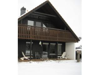 Hausansicht, Ferienwohnung Sunny in Spiesen-Elversberg
