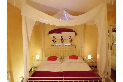 Ferienwohnung Talblick | Schlafzimmer