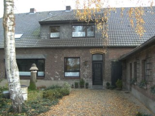 Hausansicht, Ferienwohnung Uhlenhof in Goch-Asperden