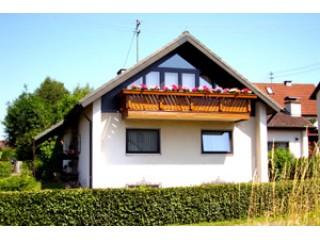 Hausansicht, Ferienwohnung und Gästewohnung im Frankenwald in Pressig-Rothenkirchen