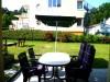 Terrasse/ Wohnung 1 im Haus Luv