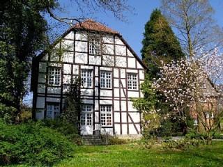 Altes Pastorat, Stromberg, Ferienwohnung & Gästewohnung Schleithoff in Oelde, Westfalen