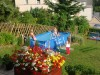Unser Pool für Gästekinder