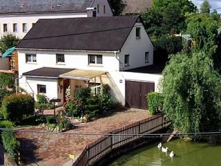 Unser Haus Ferienwohnung Martina Heuschkel, Ferienwohnung und Monteurzimmer Altendorf in Kirnitzschtal OT Altendorf