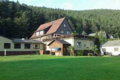 Wilkommen im Thüringer Wald
