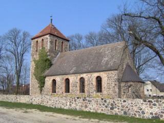 Kirche Werder, Ferienwohnung Werder bei Strausberg in Rehfelde bei Strausberg