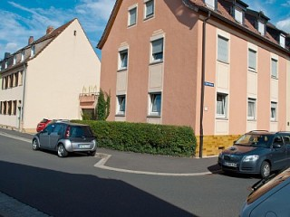 Hausansicht Ferienwohnung Westphal in Würzburg, Ferienwohnung Westphal in Würzburg in Würzburg