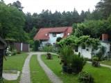 Ferienwohnungen Behling - Das Ferienhaus liegt ca. 500m ausserhalb des ehemaligen Fischerdorfes Liepe in Liepe bei Eberswalde